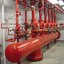 Hệ chữa cháy khí FM200 – AEROSOL